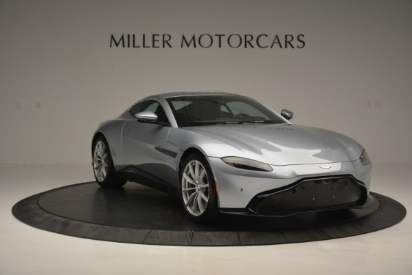 Used 2019 Aston Martin Vantage Coupe for sale $124,900 at Bugatti of Greenwich in Greenwich CT 06830 11