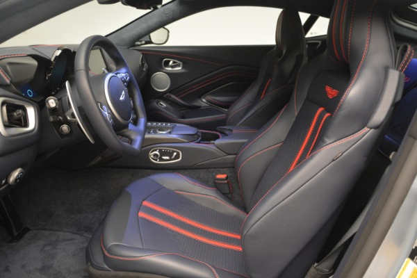 Used 2019 Aston Martin Vantage Coupe for sale $124,900 at Bugatti of Greenwich in Greenwich CT 06830 14