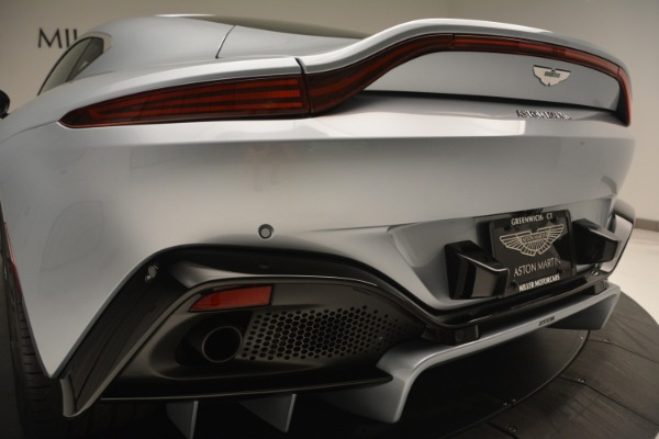 Used 2019 Aston Martin Vantage Coupe for sale $124,900 at Bugatti of Greenwich in Greenwich CT 06830 20