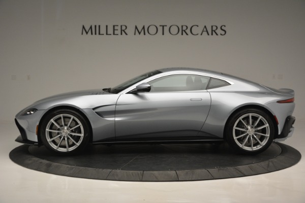 Used 2019 Aston Martin Vantage Coupe for sale $124,900 at Bugatti of Greenwich in Greenwich CT 06830 3