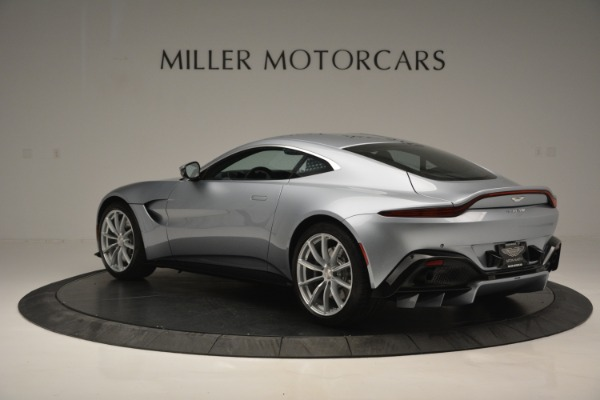 Used 2019 Aston Martin Vantage Coupe for sale $124,900 at Bugatti of Greenwich in Greenwich CT 06830 4