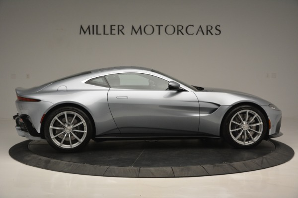 Used 2019 Aston Martin Vantage Coupe for sale $124,900 at Bugatti of Greenwich in Greenwich CT 06830 9