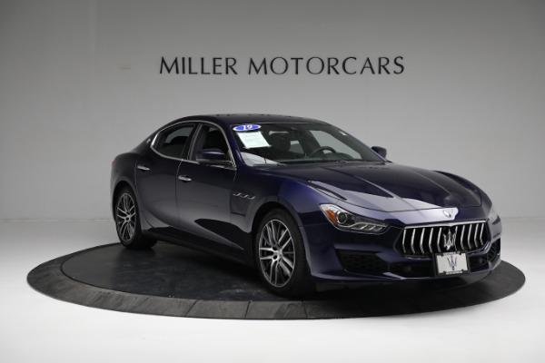 New 2019 Maserati Ghibli S Q4 for sale $90,765 at Bugatti of Greenwich in Greenwich CT 06830 11