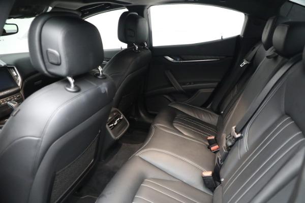 New 2019 Maserati Ghibli S Q4 for sale $90,765 at Bugatti of Greenwich in Greenwich CT 06830 14