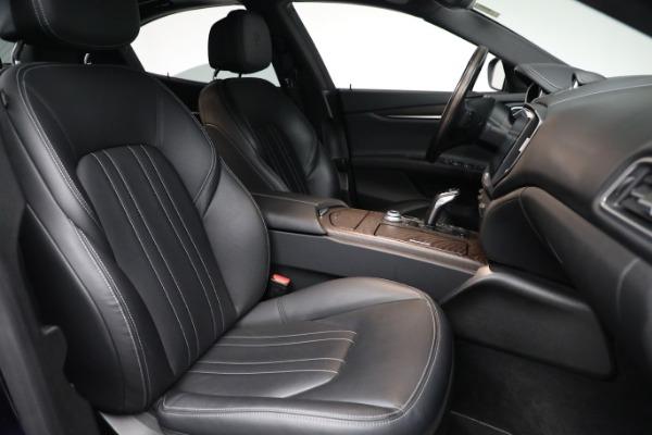 New 2019 Maserati Ghibli S Q4 for sale $90,765 at Bugatti of Greenwich in Greenwich CT 06830 17