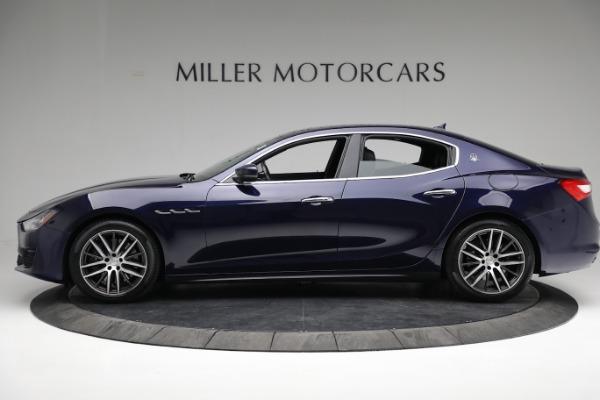 New 2019 Maserati Ghibli S Q4 for sale $90,765 at Bugatti of Greenwich in Greenwich CT 06830 3