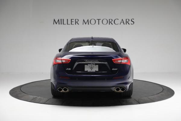New 2019 Maserati Ghibli S Q4 for sale $90,765 at Bugatti of Greenwich in Greenwich CT 06830 6