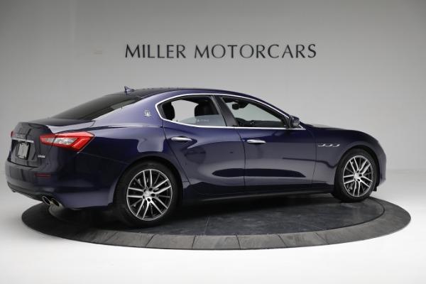 New 2019 Maserati Ghibli S Q4 for sale $90,765 at Bugatti of Greenwich in Greenwich CT 06830 8