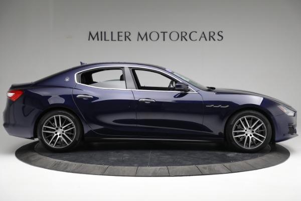 New 2019 Maserati Ghibli S Q4 for sale $90,765 at Bugatti of Greenwich in Greenwich CT 06830 9