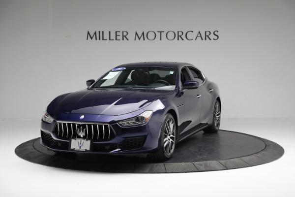 New 2019 Maserati Ghibli S Q4 for sale $90,765 at Bugatti of Greenwich in Greenwich CT 06830 1