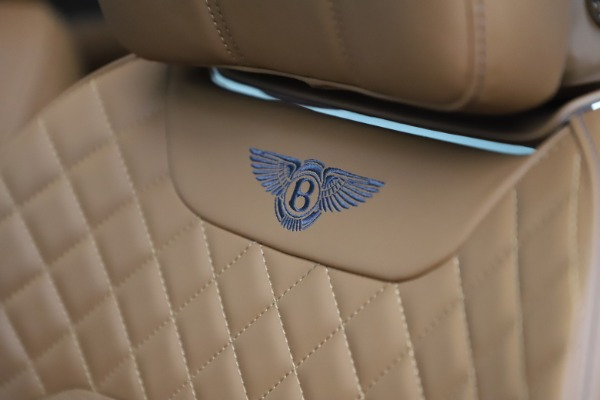 Used 2017 Bentley Bentayga W12 for sale $138,900 at Bugatti of Greenwich in Greenwich CT 06830 21