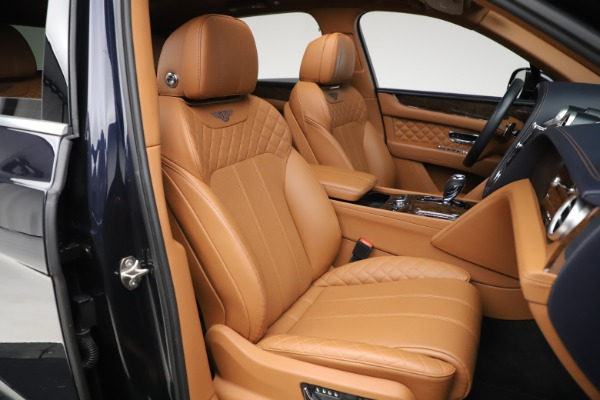 Used 2017 Bentley Bentayga W12 for sale $138,900 at Bugatti of Greenwich in Greenwich CT 06830 28