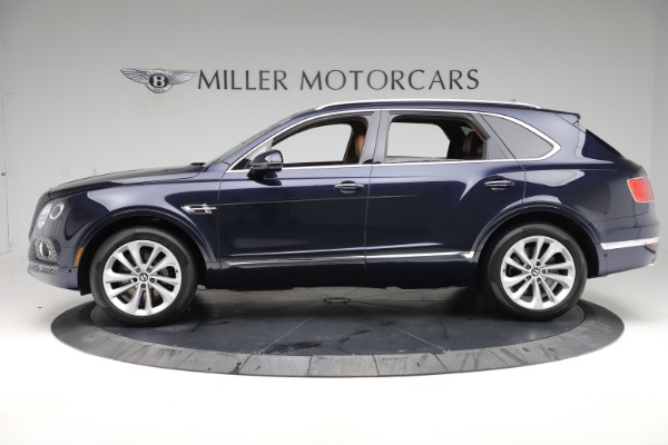 Used 2017 Bentley Bentayga W12 for sale $138,900 at Bugatti of Greenwich in Greenwich CT 06830 3