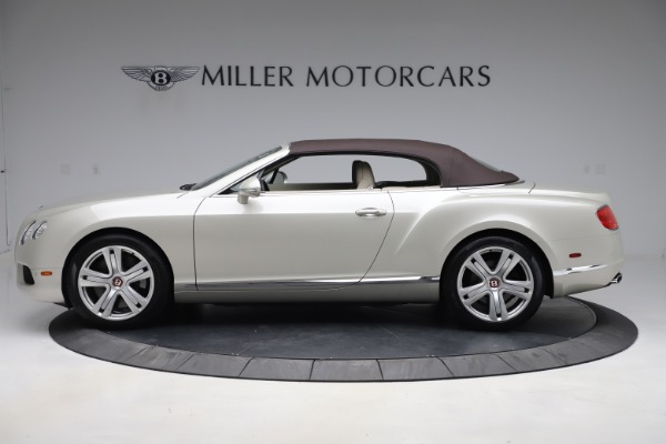 Used 2015 Bentley Continental GTC V8 for sale Sold at Bugatti of Greenwich in Greenwich CT 06830 15