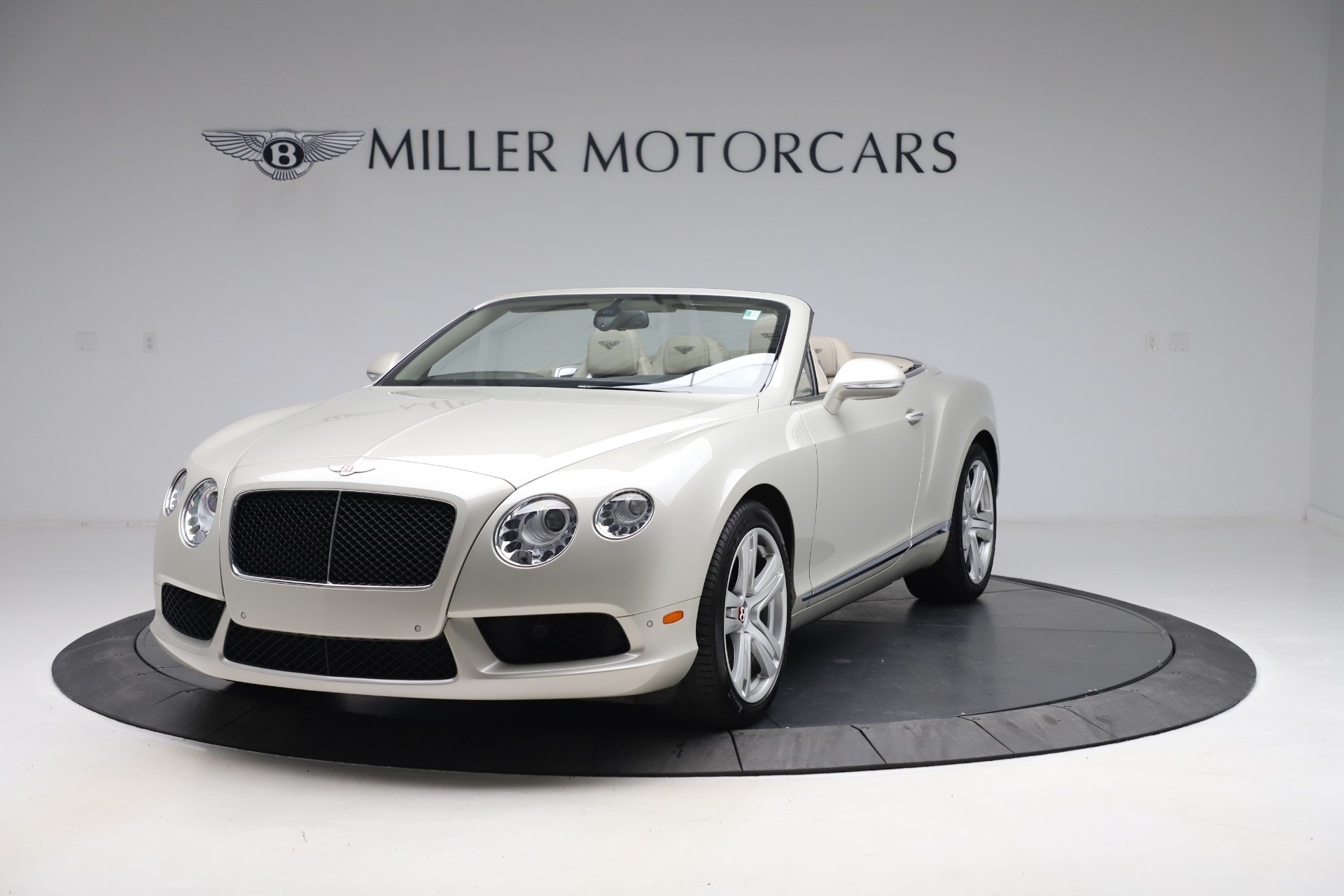 Used 2015 Bentley Continental GTC V8 for sale Sold at Bugatti of Greenwich in Greenwich CT 06830 1