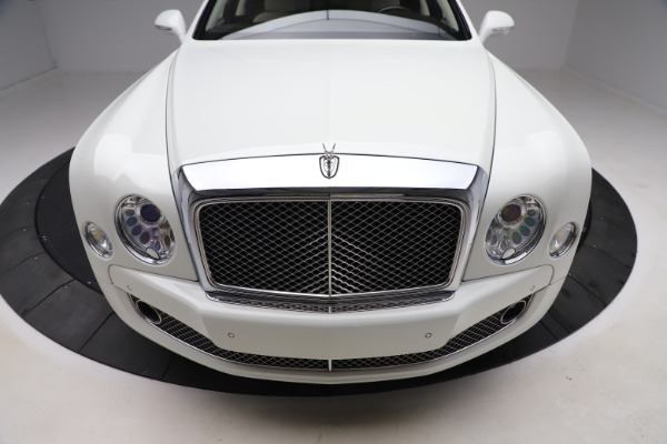Used 2016 Bentley Mulsanne for sale $149,900 at Bugatti of Greenwich in Greenwich CT 06830 13