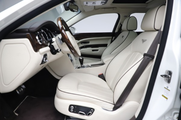 Used 2016 Bentley Mulsanne for sale $149,900 at Bugatti of Greenwich in Greenwich CT 06830 18