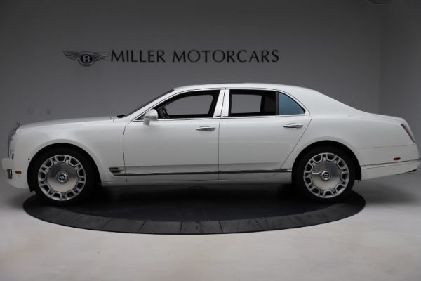 Used 2016 Bentley Mulsanne for sale $149,900 at Bugatti of Greenwich in Greenwich CT 06830 3