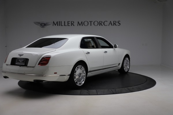 Used 2016 Bentley Mulsanne for sale $149,900 at Bugatti of Greenwich in Greenwich CT 06830 8
