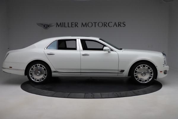 Used 2016 Bentley Mulsanne for sale $149,900 at Bugatti of Greenwich in Greenwich CT 06830 9