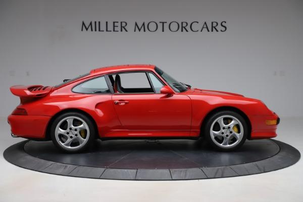 Used 1997 Porsche 911 Turbo S for sale $419,900 at Bugatti of Greenwich in Greenwich CT 06830 10
