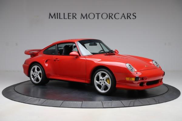 Used 1997 Porsche 911 Turbo S for sale $419,900 at Bugatti of Greenwich in Greenwich CT 06830 11