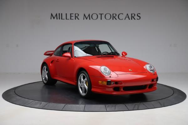 Used 1997 Porsche 911 Turbo S for sale $419,900 at Bugatti of Greenwich in Greenwich CT 06830 12