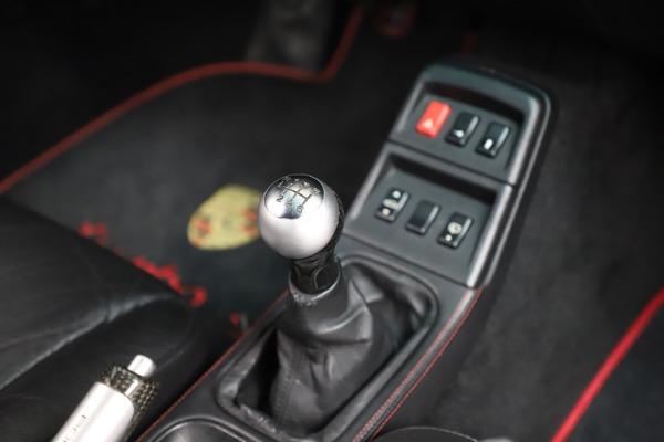 Used 1997 Porsche 911 Turbo S for sale $419,900 at Bugatti of Greenwich in Greenwich CT 06830 17