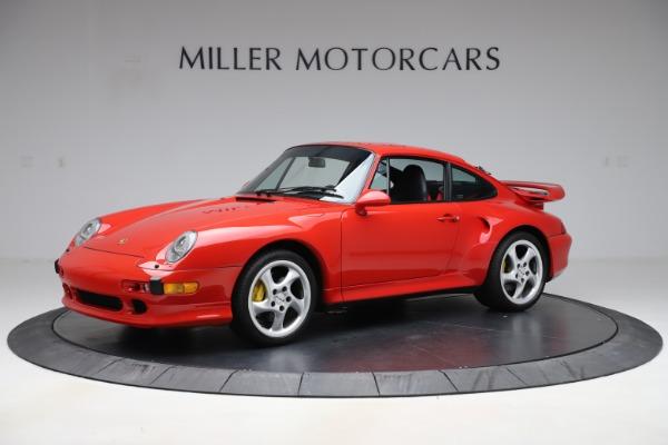 Used 1997 Porsche 911 Turbo S for sale $419,900 at Bugatti of Greenwich in Greenwich CT 06830 2