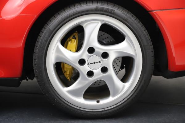 Used 1997 Porsche 911 Turbo S for sale $419,900 at Bugatti of Greenwich in Greenwich CT 06830 23
