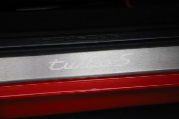 Used 1997 Porsche 911 Turbo S for sale $419,900 at Bugatti of Greenwich in Greenwich CT 06830 24