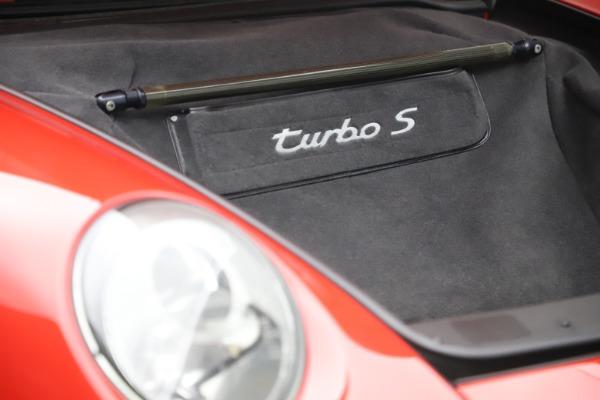 Used 1997 Porsche 911 Turbo S for sale $419,900 at Bugatti of Greenwich in Greenwich CT 06830 26