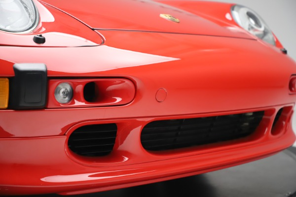 Used 1997 Porsche 911 Turbo S for sale $419,900 at Bugatti of Greenwich in Greenwich CT 06830 27