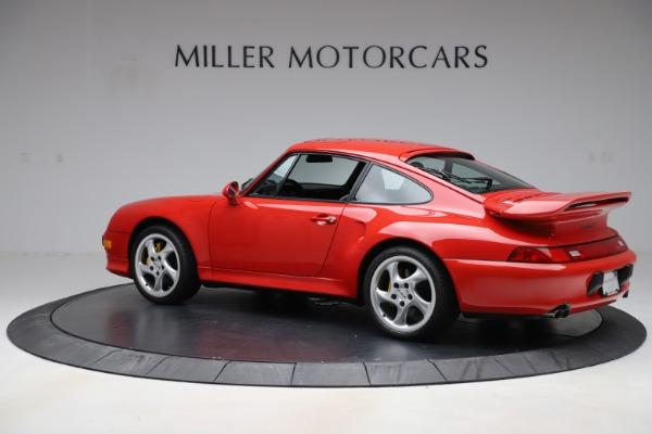 Used 1997 Porsche 911 Turbo S for sale $419,900 at Bugatti of Greenwich in Greenwich CT 06830 4
