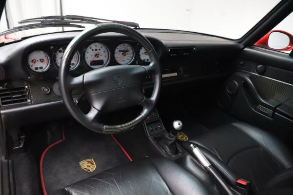 Used 1997 Porsche 911 Turbo S for sale $419,900 at Bugatti of Greenwich in Greenwich CT 06830 5