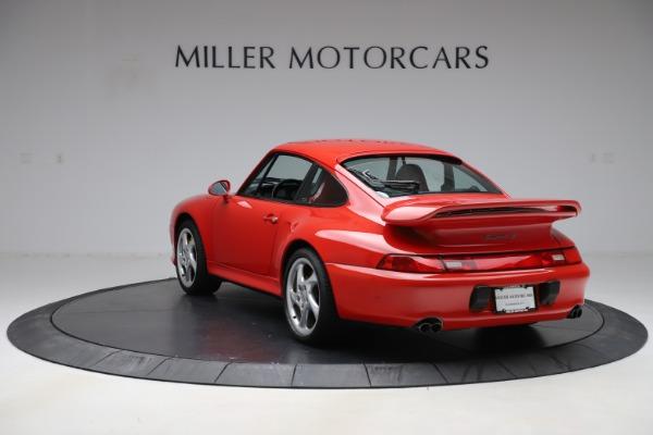 Used 1997 Porsche 911 Turbo S for sale $419,900 at Bugatti of Greenwich in Greenwich CT 06830 6