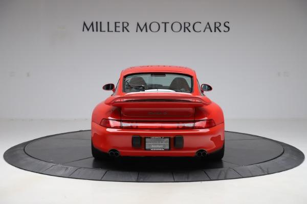 Used 1997 Porsche 911 Turbo S for sale $419,900 at Bugatti of Greenwich in Greenwich CT 06830 7