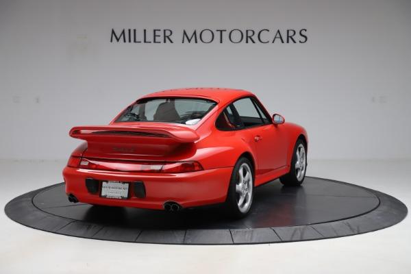 Used 1997 Porsche 911 Turbo S for sale $419,900 at Bugatti of Greenwich in Greenwich CT 06830 8