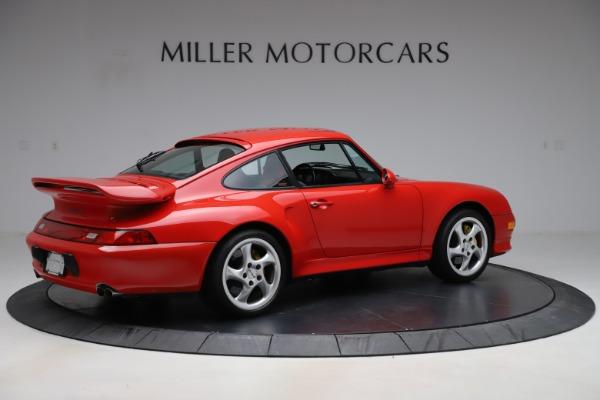 Used 1997 Porsche 911 Turbo S for sale $419,900 at Bugatti of Greenwich in Greenwich CT 06830 9