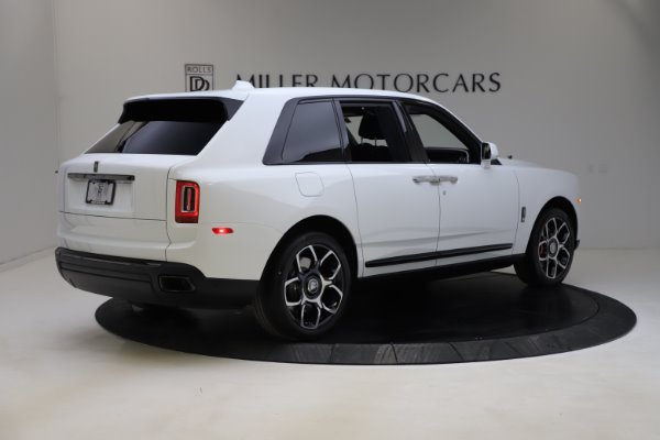 New 2020 Rolls-Royce Cullinan Black Badge for sale Sold at Bugatti of Greenwich in Greenwich CT 06830 6
