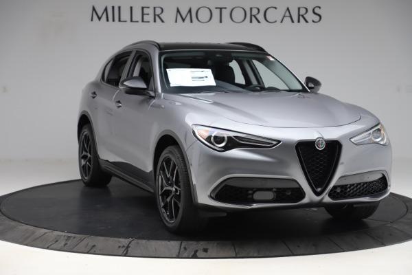 New 2020 Alfa Romeo Stelvio Q4 for sale Sold at Bugatti of Greenwich in Greenwich CT 06830 11