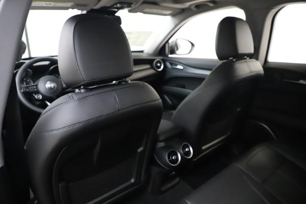 New 2020 Alfa Romeo Stelvio Q4 for sale Sold at Bugatti of Greenwich in Greenwich CT 06830 20