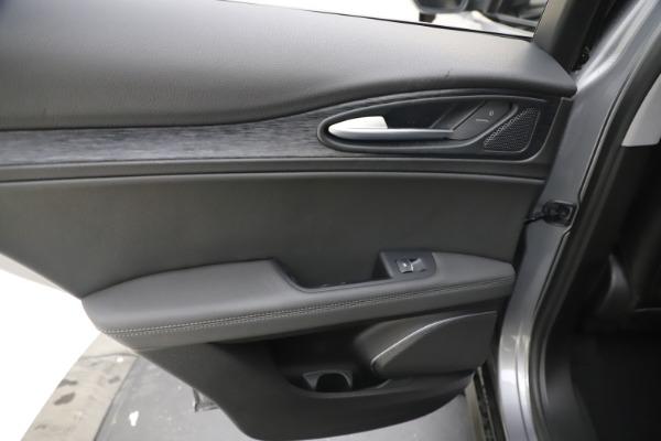 New 2020 Alfa Romeo Stelvio Q4 for sale Sold at Bugatti of Greenwich in Greenwich CT 06830 21