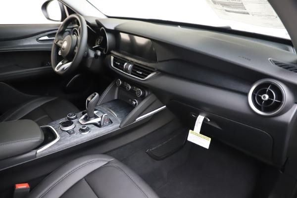 New 2020 Alfa Romeo Stelvio Q4 for sale Sold at Bugatti of Greenwich in Greenwich CT 06830 22