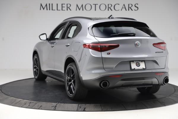New 2020 Alfa Romeo Stelvio Q4 for sale Sold at Bugatti of Greenwich in Greenwich CT 06830 5