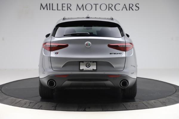 New 2020 Alfa Romeo Stelvio Q4 for sale Sold at Bugatti of Greenwich in Greenwich CT 06830 6