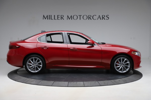 New 2020 Alfa Romeo Giulia Q4 for sale $45,740 at Bugatti of Greenwich in Greenwich CT 06830 9