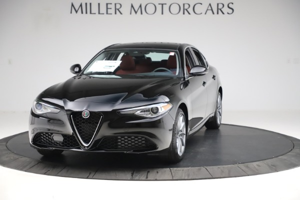 New 2020 Alfa Romeo Giulia Q4 for sale Sold at Bugatti of Greenwich in Greenwich CT 06830 1