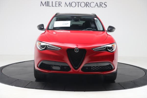 New 2020 Alfa Romeo Stelvio Q4 for sale $49,240 at Bugatti of Greenwich in Greenwich CT 06830 12