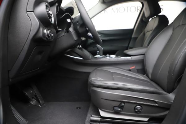 New 2020 Alfa Romeo Stelvio Q4 for sale $49,240 at Bugatti of Greenwich in Greenwich CT 06830 14